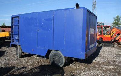The Used Portable Compressor Market in EMEA